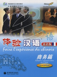 Anonyme - Affaires commerciales en Chine. 1 CD audio