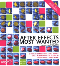 Anonyme - After effects most wanted. 1 Cédérom