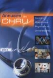 Anonyme - Annuaire des CHRU.