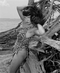 Corridashivernales.be Bettie Page : les photos légendaires Image