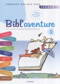Deedr.fr Bibl'aventure 2 - Démarche biblique pour jeunes Image