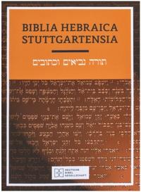 Anonyme - Biblia hebraica stuttgartensia.