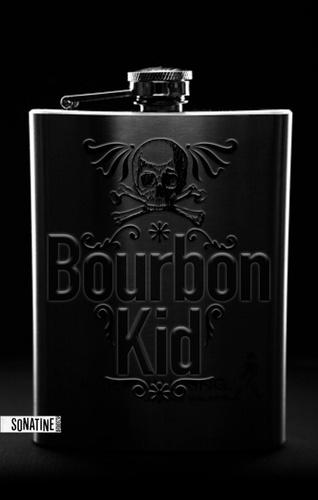 Anonyme - Bourbon Kid.