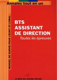 Anonyme - BTS Assistant de Direction.