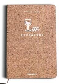Anonyme - Carnet de notes en liège Bourgogne.