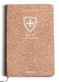 Anonyme - Carnet de notes en liège Pays Cathare.