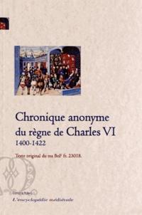 Chronique anonyme du règne de Charles VI (1400-1422) - Tome 2, Texte original du ms BnF fr. 23018.pdf