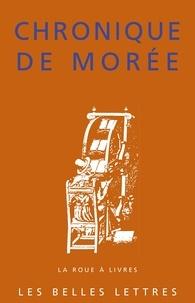 Anonyme - Chronique de Morée.