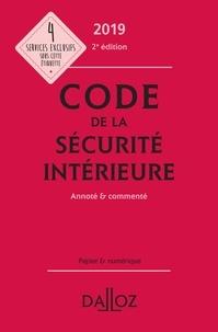Code de la sécurité intérieure - Annoté et commenté.pdf