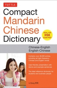 Anonyme - Compact mandarin chinese dictionary.