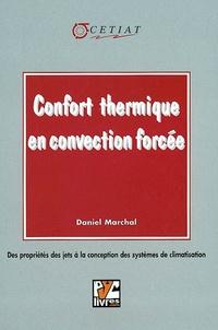 Anonyme - Confort thermique en convection forcée.