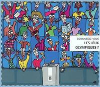 Anonyme - Connaissez-vous les Jeux Olympiques ?.