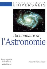 Histoiresdenlire.be Dictionnaire de l'astronomie Image