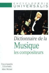 Deedr.fr Dictionnaire de la musique - Les compositeurs Image