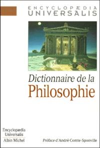 Anonyme - Dictionnaire de la philosophie.
