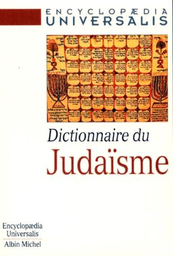 Anonyme - Dictionnaire du judaïsme.