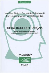 Birrascarampola.it Didactique du français - Langue maternelle, langue étrangère et langue seconde : vers un nouveau partage ? Image