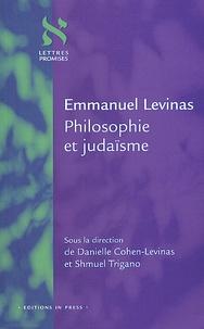 Anonyme - Emmanuel Levinas, philosophie et judaïsme.