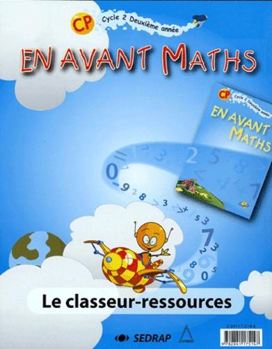 Anonyme - En avant maths CP - Le classeur-ressources.