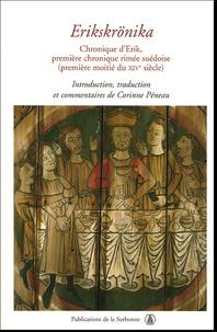 Erikskrönika - Chronique dErik, première chronique rimée suédoise (première moitié du XIVe siècle).pdf