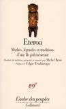 Anonyme - Eteroa - Mythes, légendes et traditions d'une île polynésienne.