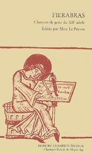 Deedr.fr Fierabras - Chanson de geste du XIIème siècle Image