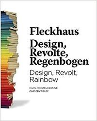 Anonyme - Fleckhaus design, revolt, rainbow.