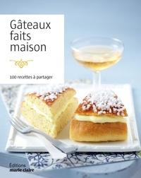 Anonyme - Gâteaux faits maison - 100 recettes à partager.