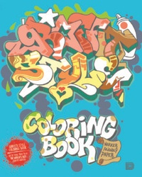Anonyme - Graffiti Style Coloring Book.