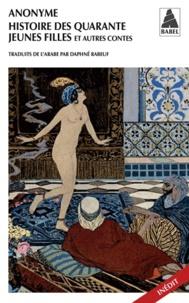 Galabria.be Histoire des quarante jeunes filles et autres contes Image