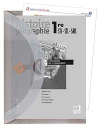 Téléchargement gratuit du livre audio en anglais Histoire Géographie 1ère STI STS SMS Transparents