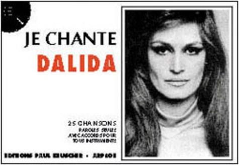 Anonyme - Je chante Dalida.