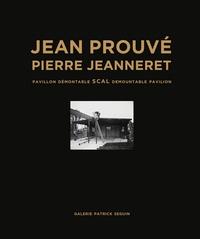 Anonyme - Jean Prouvé - Pierre Jeanneret - Pavillon démontable SCAL 1940.