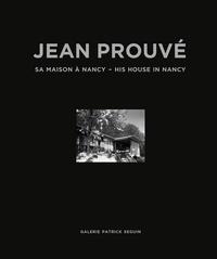Anonyme - Jean Prouvé - Sa maison à Nancy 1954.
