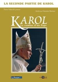 Anonyme - Karol ii : le combat d'un pape dvd - Le combat d'un Pape.