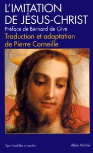 Histoiresdenlire.be L'imitation de Jésus-Christ Image