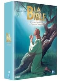 Anonyme - La Bible - L'intégrale. 6 DVD