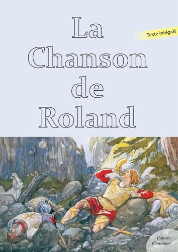 La Chanson de Roland - 9782363075604 - 1,99 €
