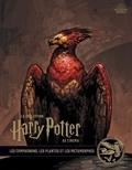 Anonyme - La collection Harry Potter au cinéma - Volume 5 : Les compagnons, les plantes et les métamorphes.