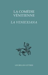 Anonyme - La Comédie vénitienne.