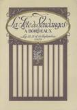 Anonyme - La Fête des vendanges à Bordeaux en 1909.