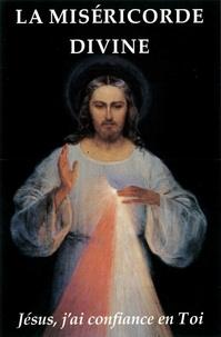 Anonyme - La miséricorde divine - Jésus, j´ai confiance en toi.