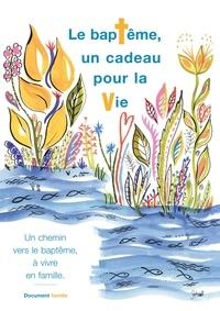 Icar2018.it Le baptême, un cadeau pour la vie - Document famille Image