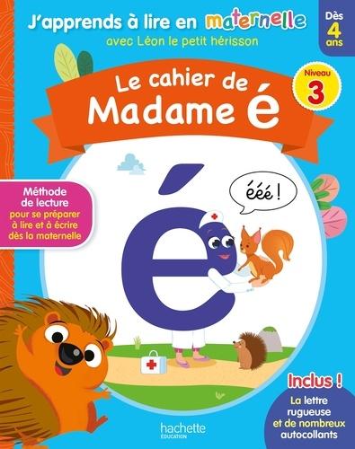 Le Cahier De Madame E Niveau 3 Grand Format
