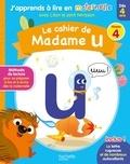 Anonyme - Le cahier de Madame u - Niveau 4.