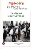 Anonyme - Le départ pour Cayenne.