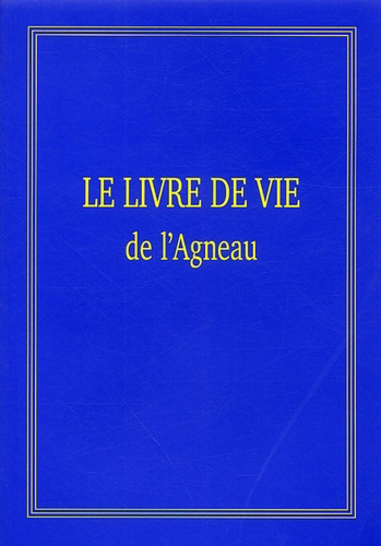 Le Livre De Vie De L Agneau