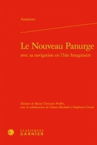Anonyme - Le Nouveau Panurge avec sa navigation en l'Isle Imaginaire.