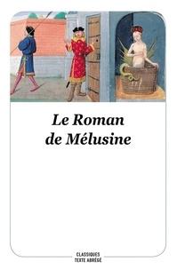 Le roman de Mélusine.pdf