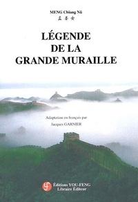 Histoiresdenlire.be Légende de la Grande Muraille. Meng Chiang Nü Image